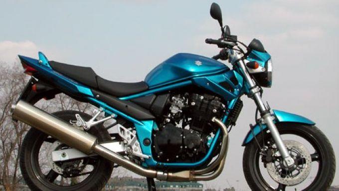 Immagine 27: Suzuki Bandit 650