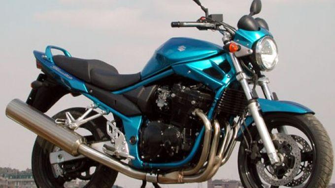 Immagine 15: Suzuki Bandit 650
