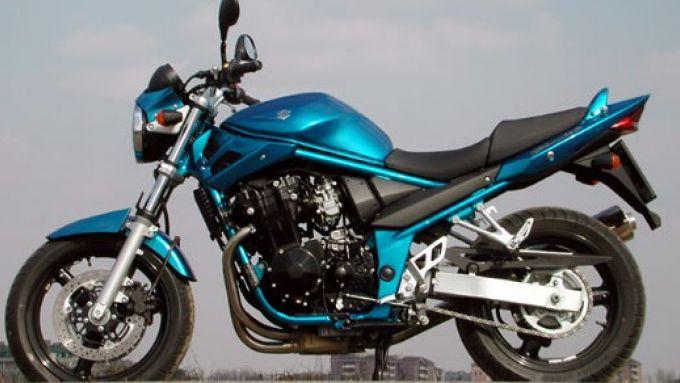 Immagine 14: Suzuki Bandit 650