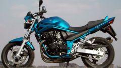 Suzuki Bandit 650 - Immagine: 15