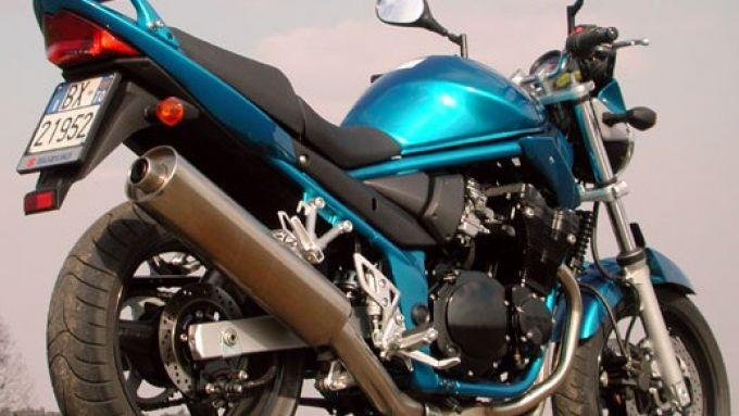 Immagine 13: Suzuki Bandit 650