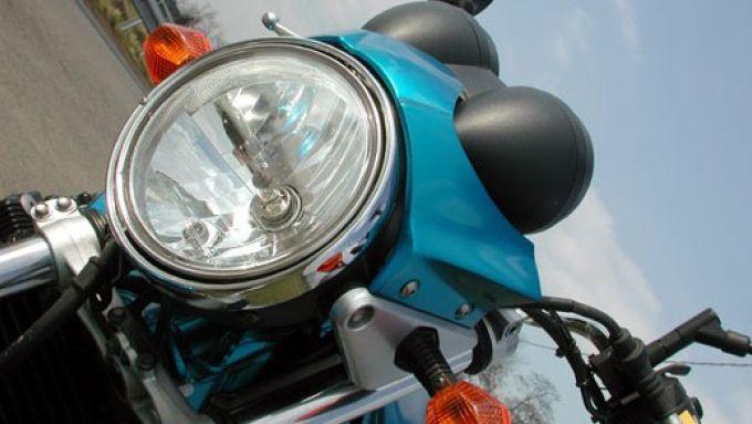 Immagine 3: Suzuki Bandit 650
