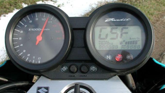 Immagine 7: Suzuki Bandit 650