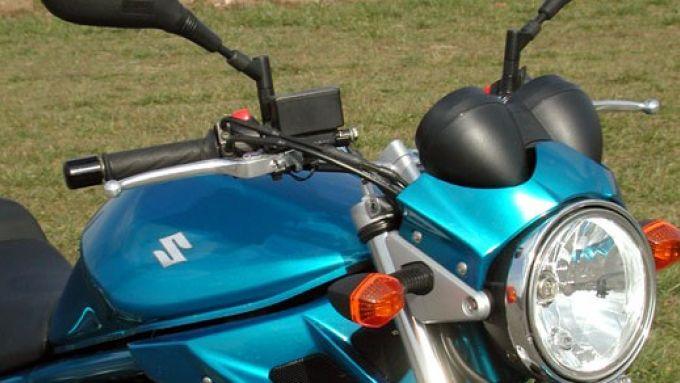 Immagine 8: Suzuki Bandit 650