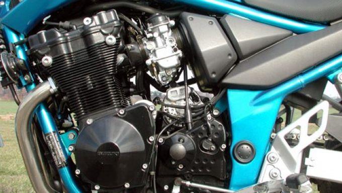 Immagine 9: Suzuki Bandit 650