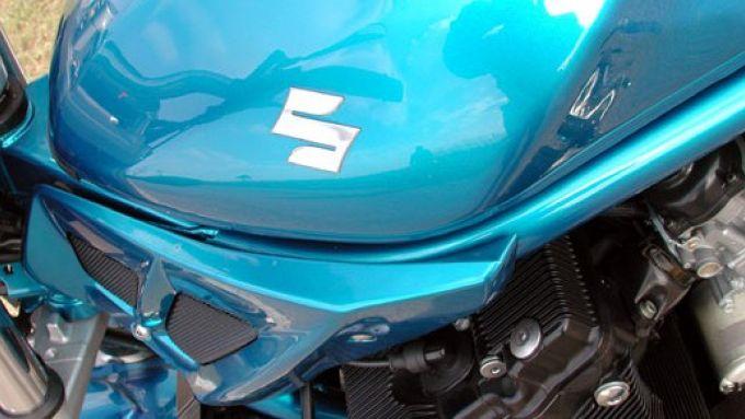 Immagine 10: Suzuki Bandit 650