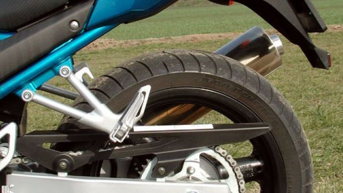 Immagine 11: Suzuki Bandit 650