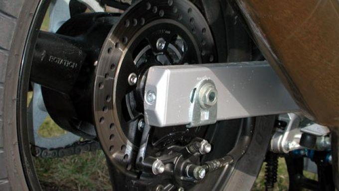 Immagine 12: Suzuki Bandit 650