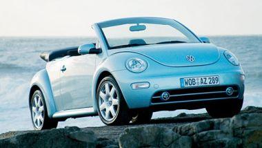 Listino prezzi VOLKSWAGEN New Beetle Cabrio