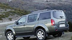 Nissan Pathfinder - Immagine: 6