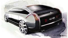 La Citroën C6 più in dettaglio - Immagine: 14