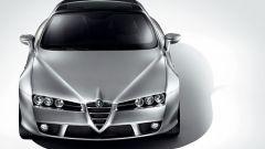 Le prime foto della Alfa Romeo Brera - Immagine: 1