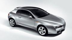 Le prime foto della Alfa Romeo Brera - Immagine: 2