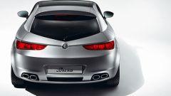 Le prime foto della Alfa Romeo Brera - Immagine: 4