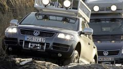 Volkswagen Touareg Expedition - Immagine: 10