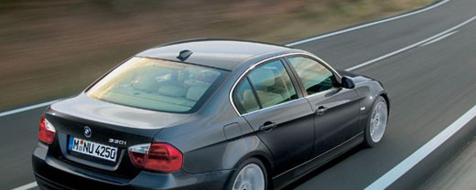 BMW Serie 3: ecco i prezzi
