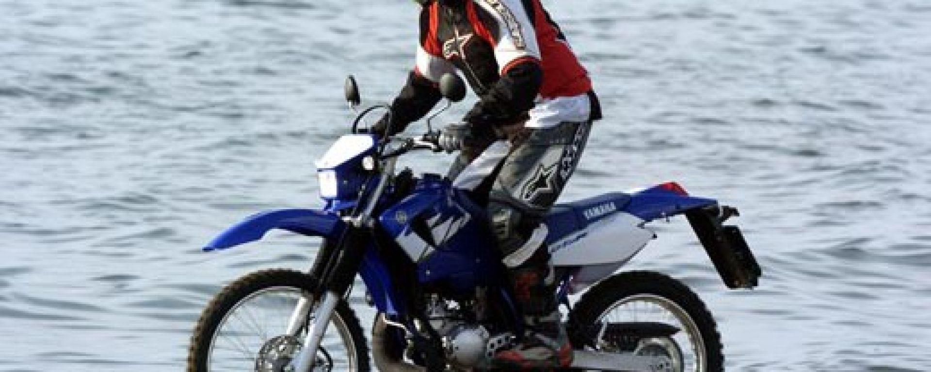 Yamaha DT 125 RE-X