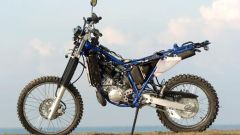 Yamaha DT 125 RE-X - Immagine: 15