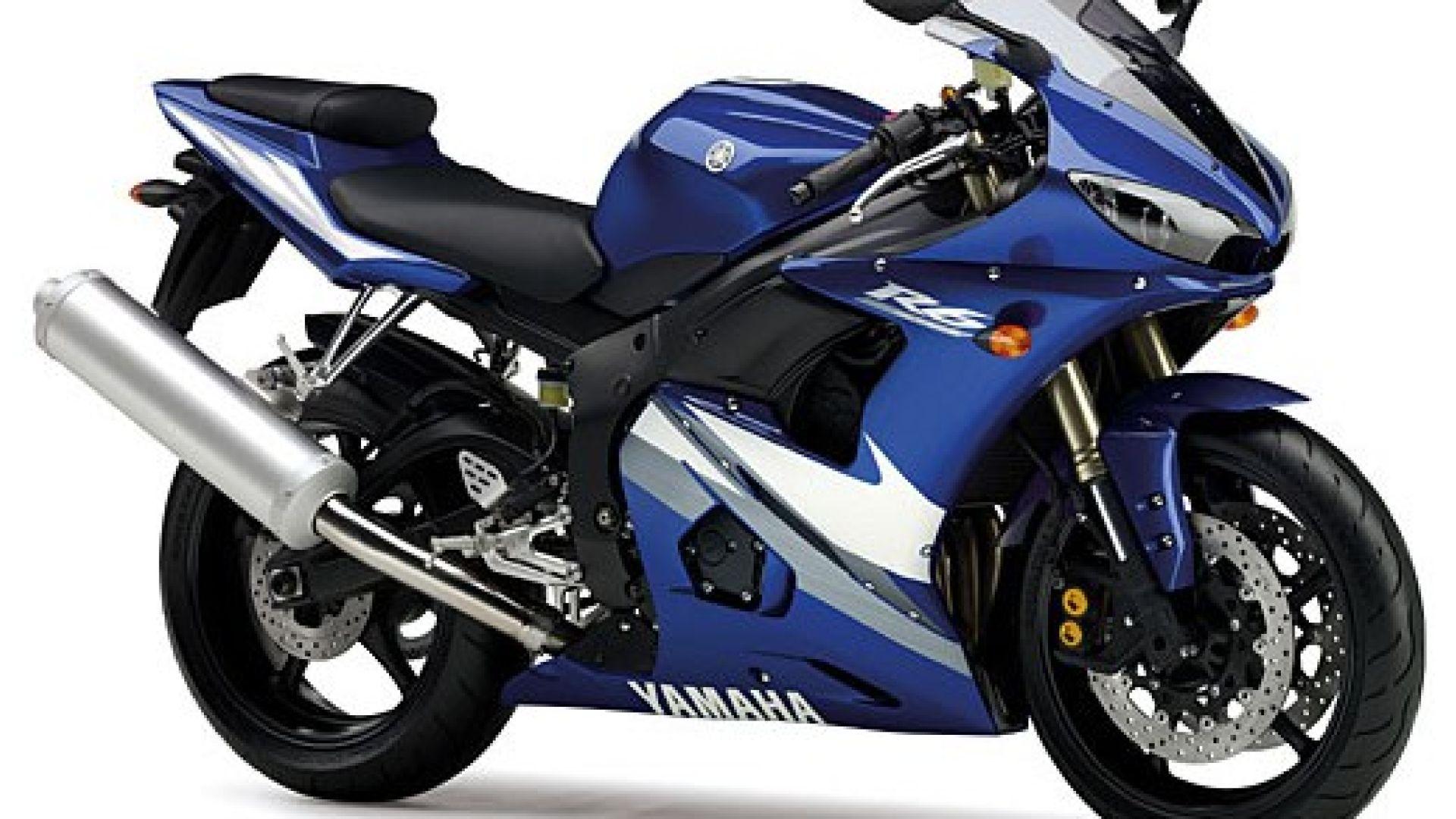 Immagine 20: Yamaha R6 '05