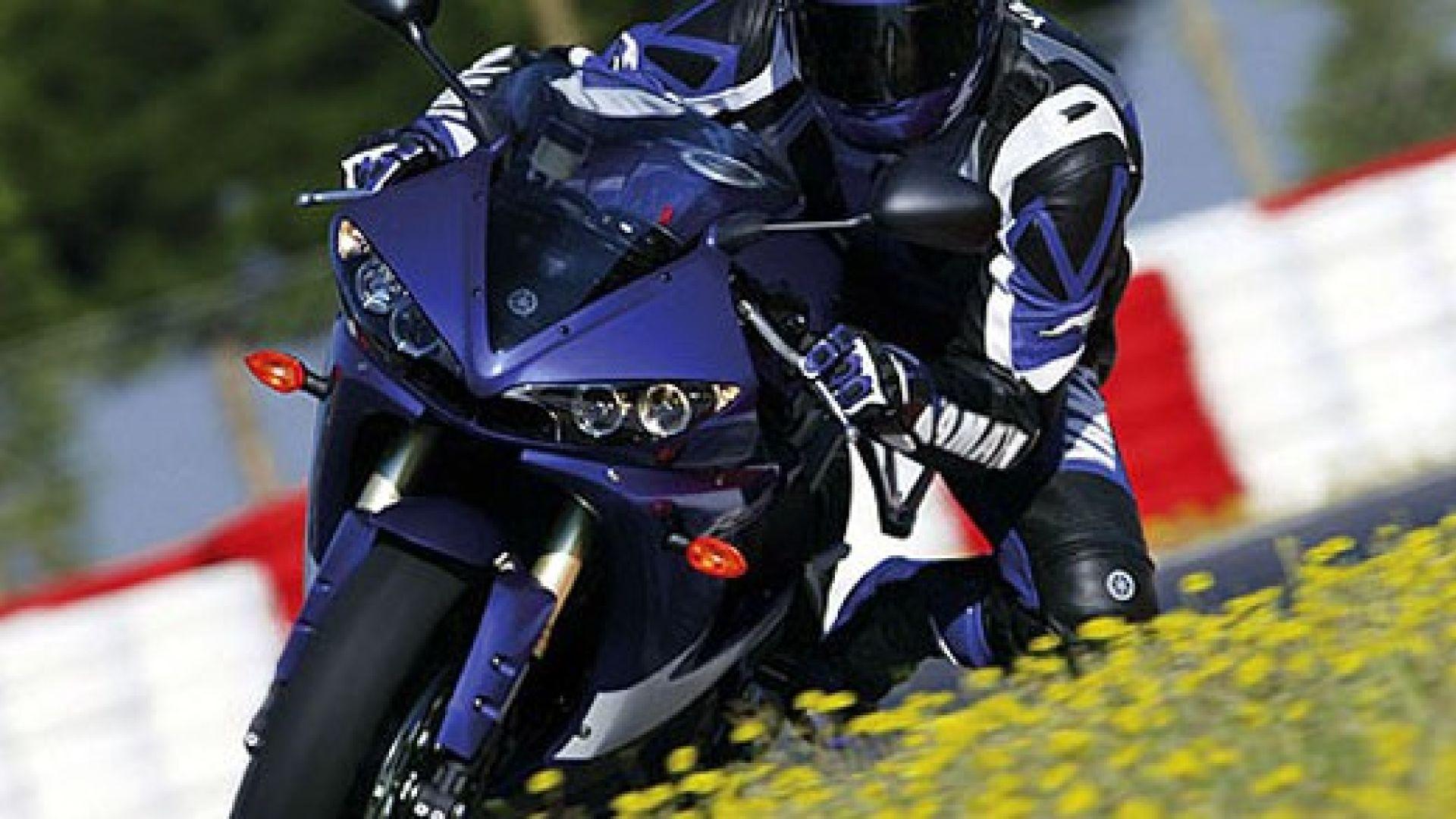 Immagine 16: Yamaha R6 '05