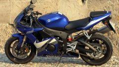 Yamaha R6 '05 - Immagine: 16