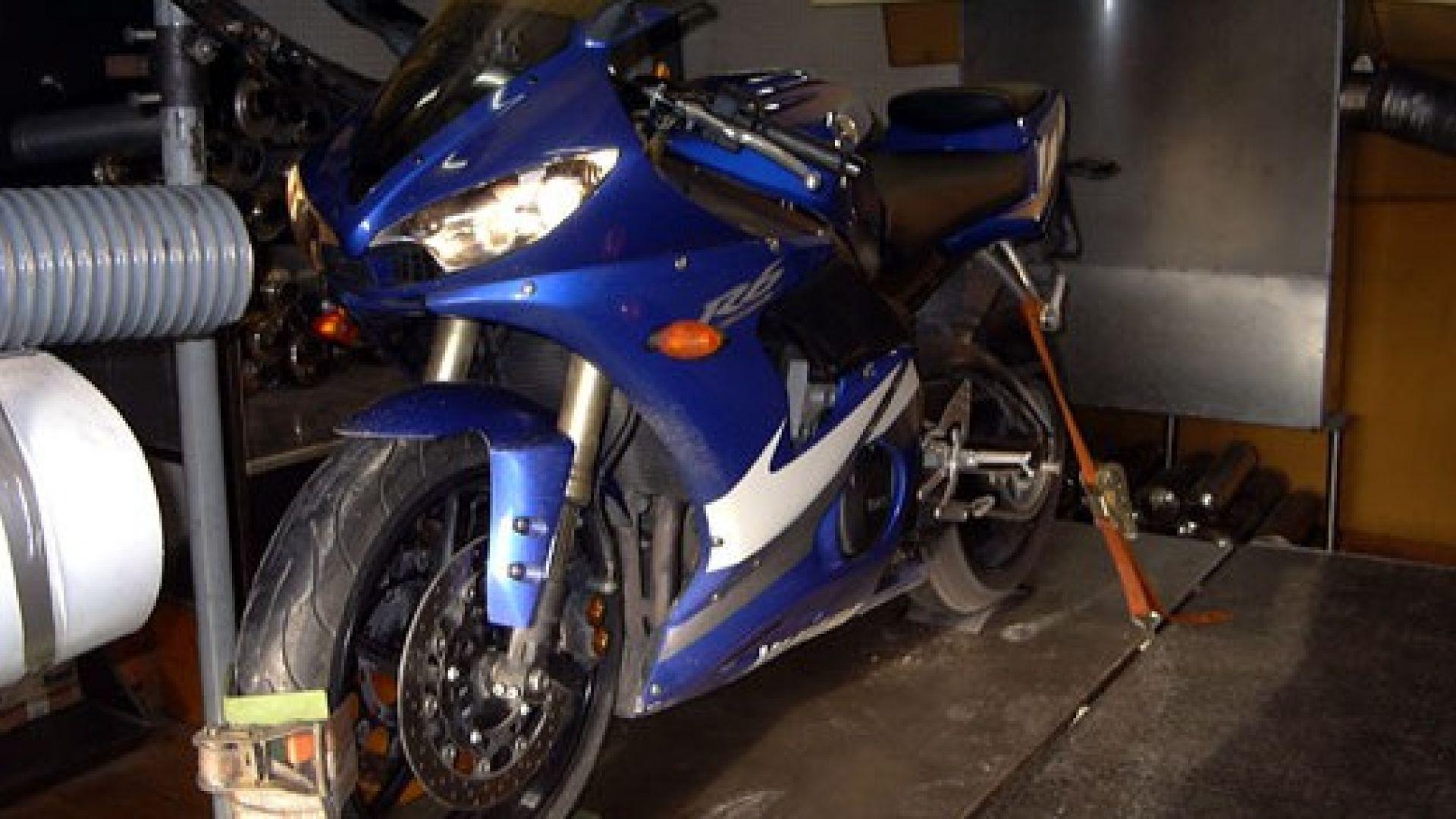 Immagine 1: Yamaha R6 '05