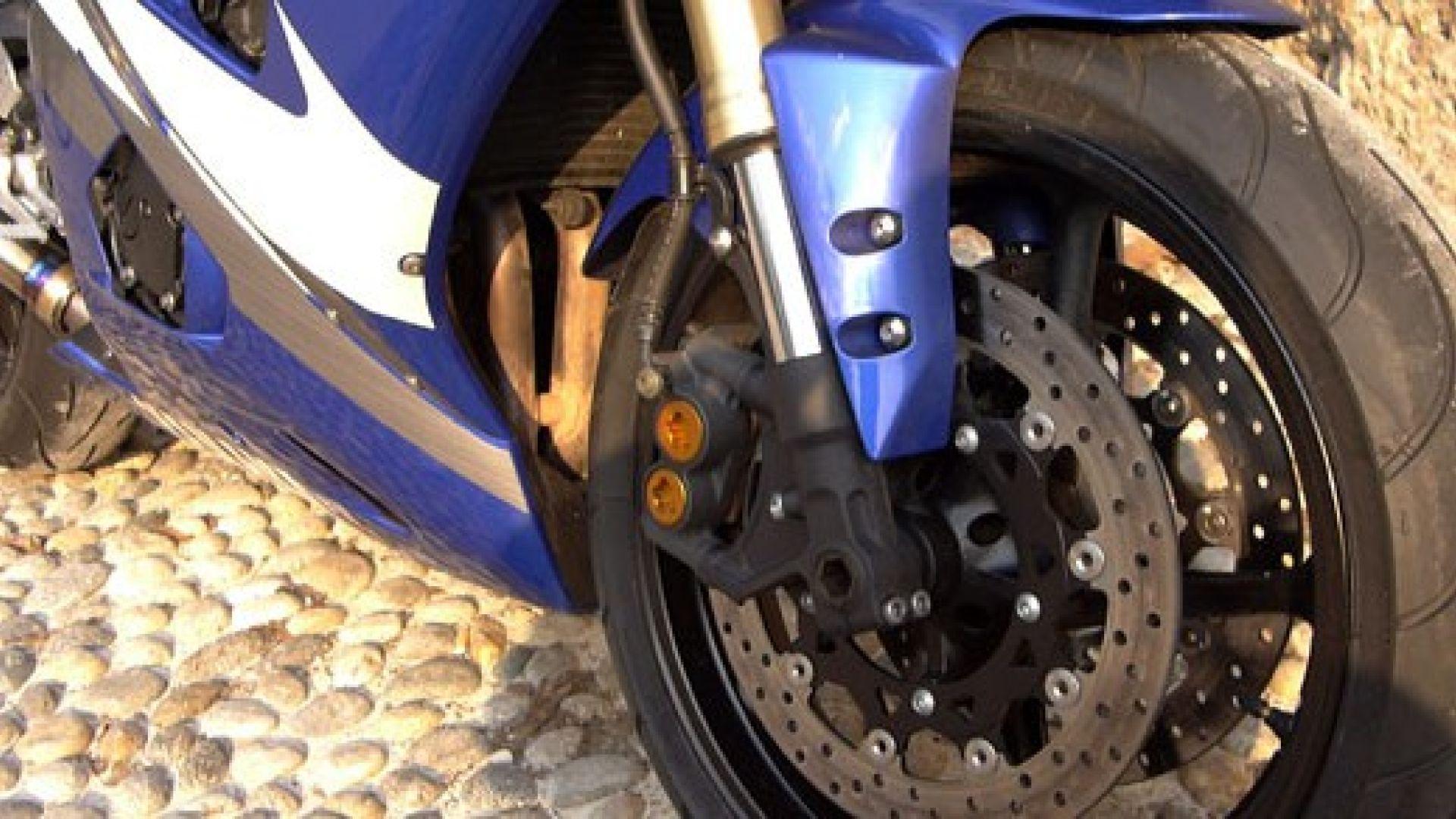Immagine 4: Yamaha R6 '05