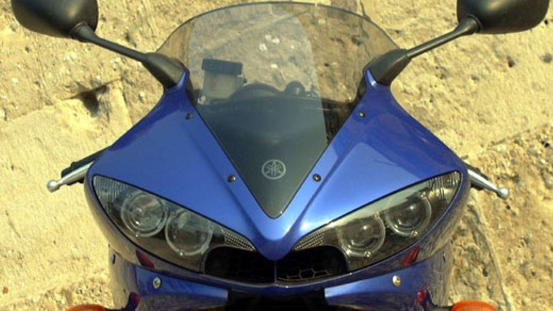 Immagine 11: Yamaha R6 '05