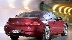 La BMW M6 ai raggi X - Immagine: 12
