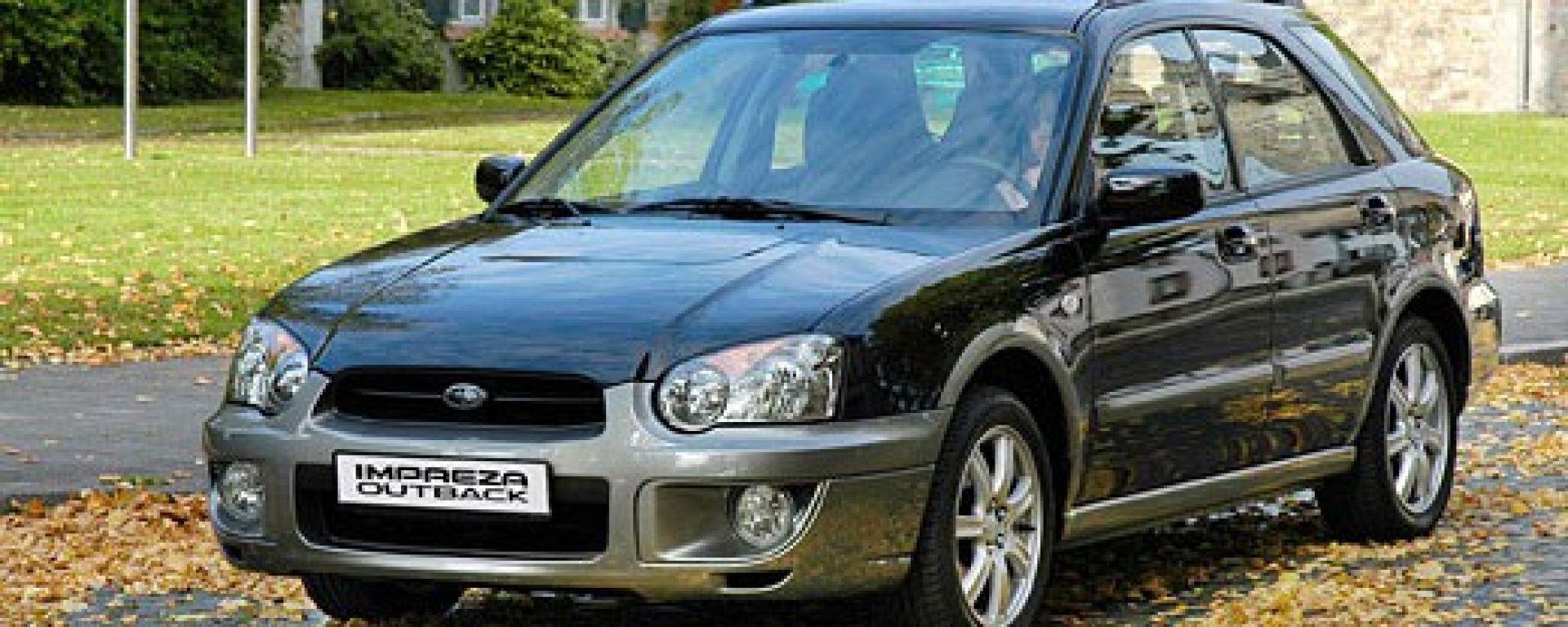 Subaru Impreza C.W. Outback