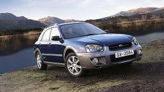 Subaru Impreza C.W. Outback - Immagine: 2