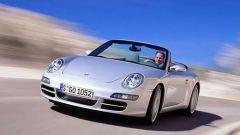Porsche 911 Cabriolet 2005 - Immagine: 1