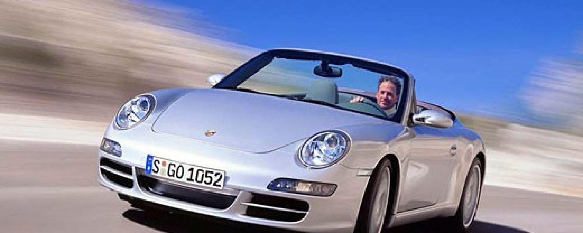 Porsche 911 Cabriolet 2005