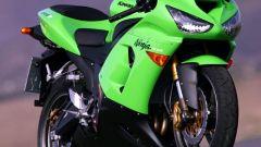 Kawasaki Ninja 636 '05 - Immagine: 2