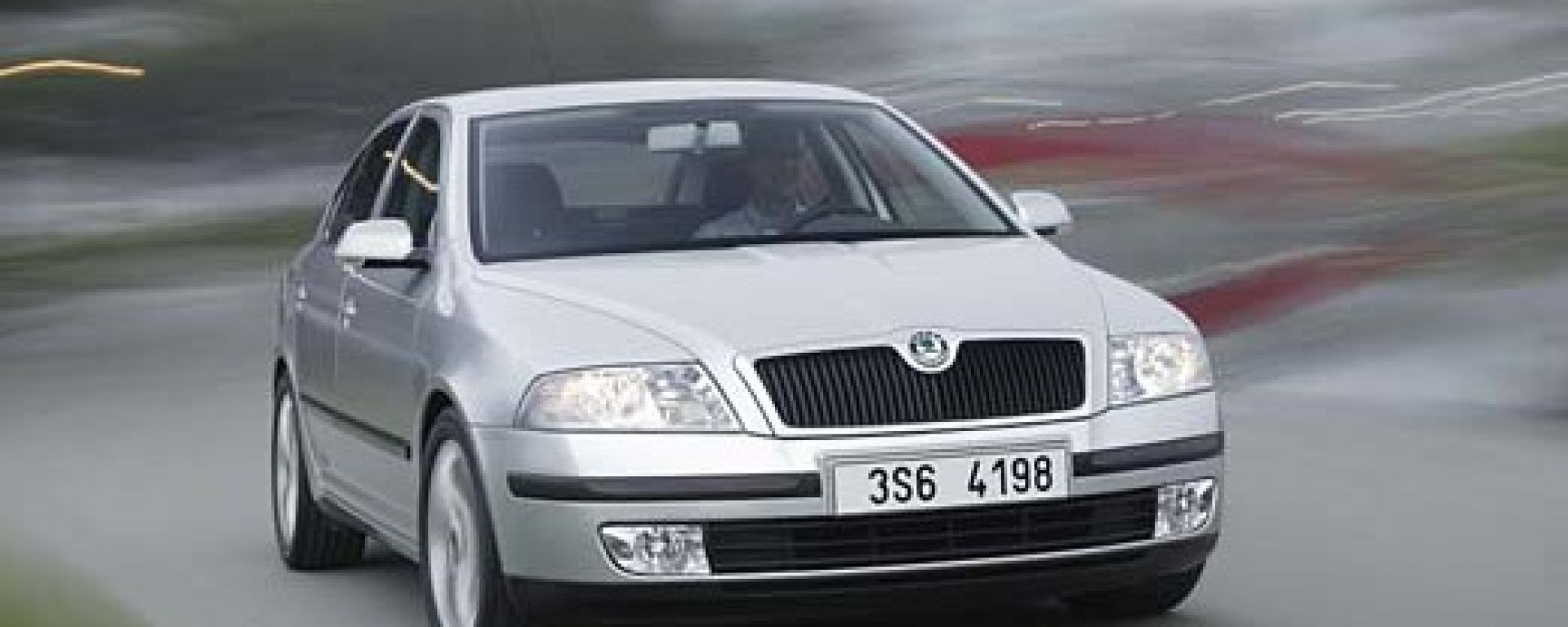 Crash test: Skoda Octavia