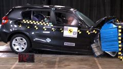 Crash test: BMW Serie 1 - Immagine: 4