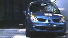 Crash test: Renault Modus - Immagine: 6