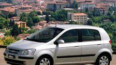 Crash test: Hyundai Getz - Immagine: 1