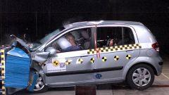 Crash test: Hyundai Getz - Immagine: 5