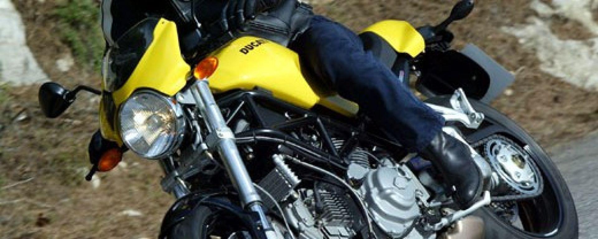 Ducati Monster S2R