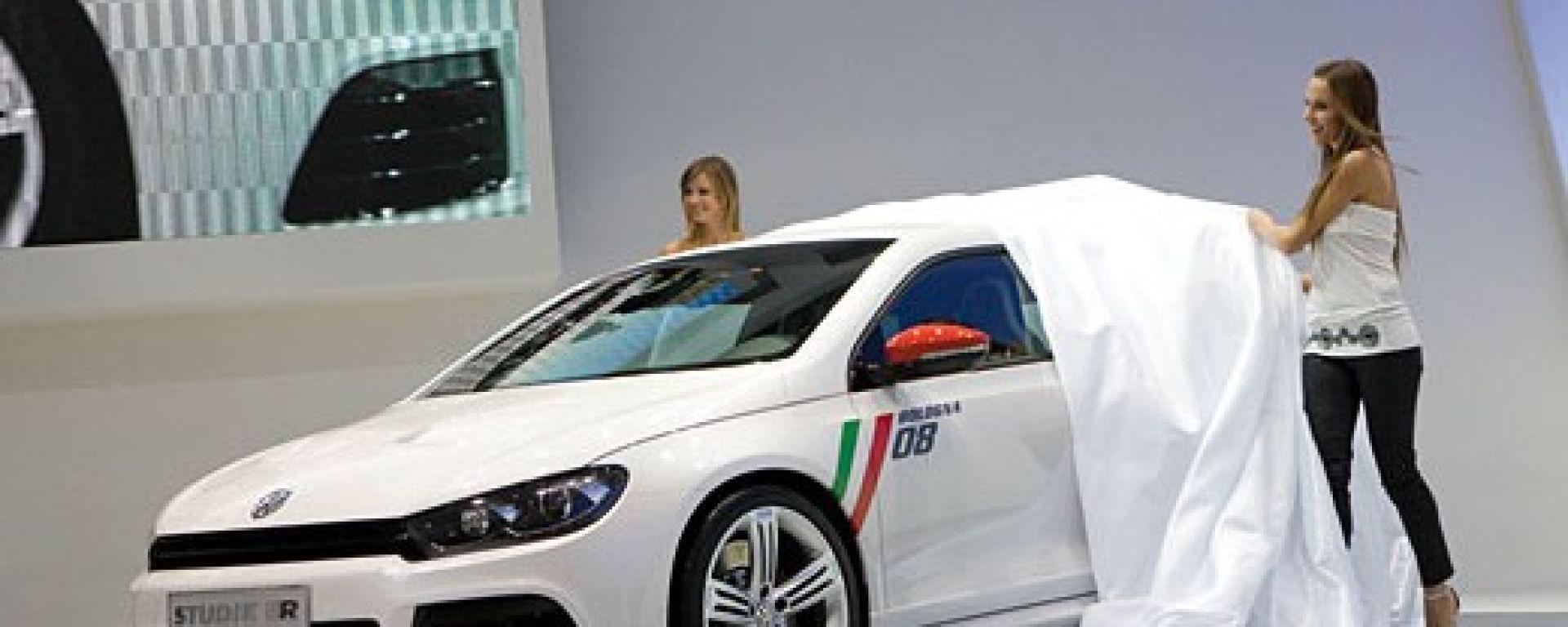 Volkswagen Scirocco Study R