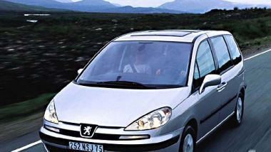 Listino prezzi Peugeot 807