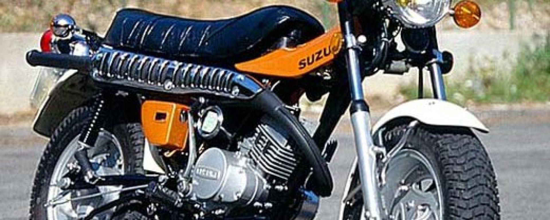Test Drive: Suzuki RV 125 Van Van - MotorBox
