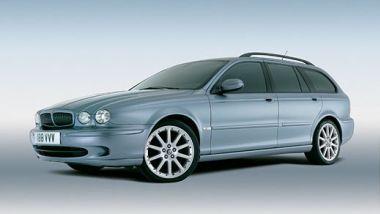 Listino prezzi JAGUAR X-Type Wagon