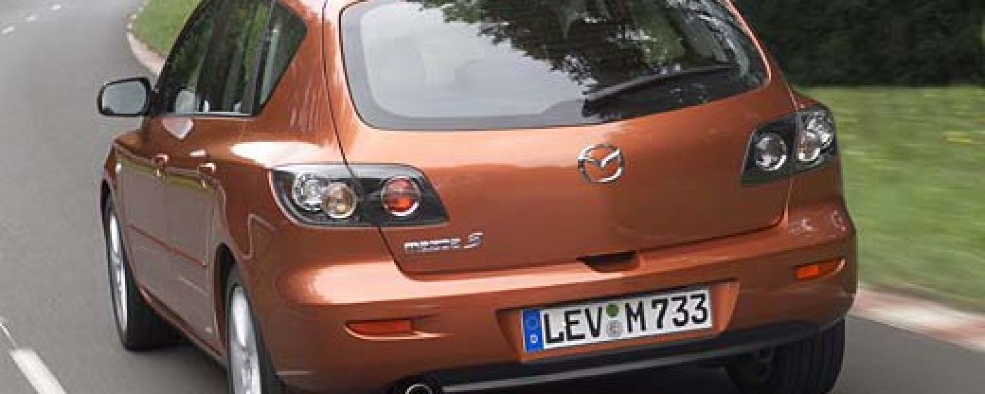 Mazda3 1.6 CD