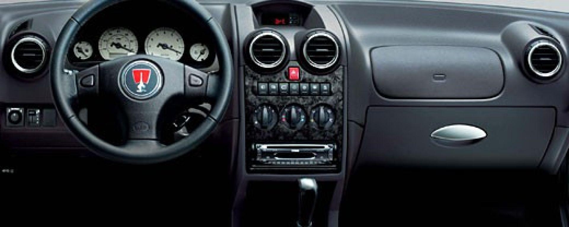 Prova  Rover 25 2004