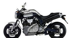 Yamaha MT-01 - Immagine: 36