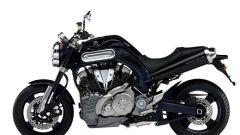 Yamaha MT-01 - Immagine: 48