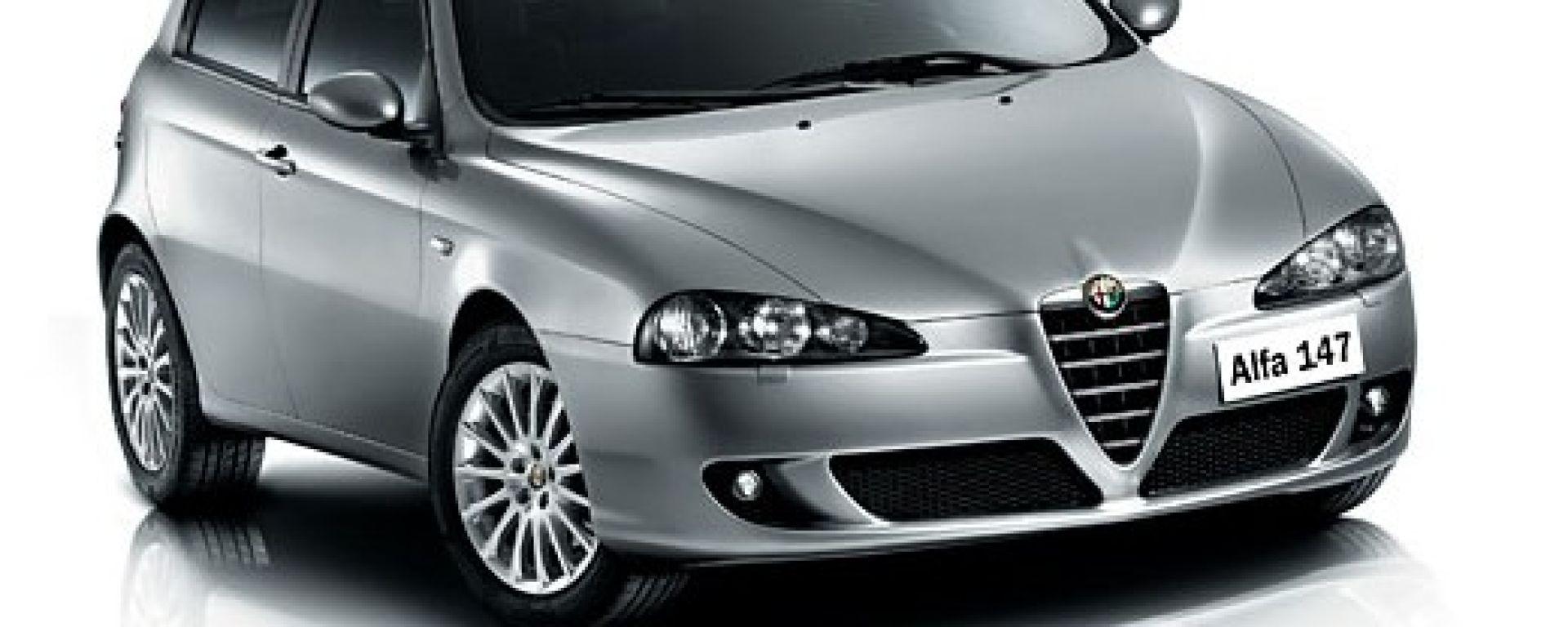 Anteprima: Alfa Romeo 147 2005