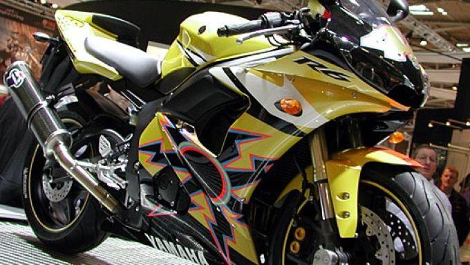 Immagine 0: Yamaha R6 2005